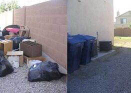 Construction Debris Removal Las Vegas