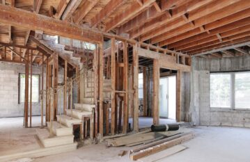 Interior Demolition & Clean-Up